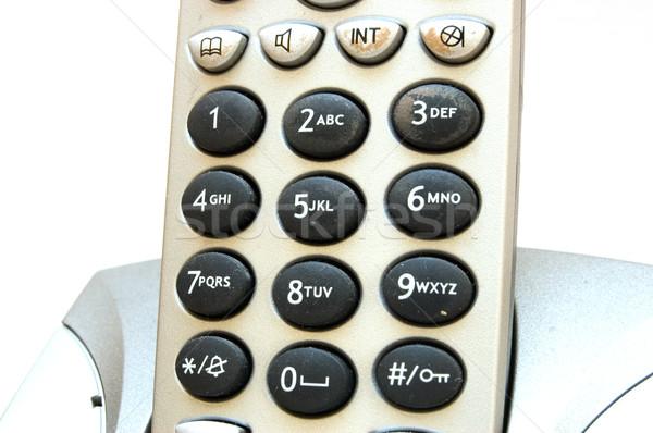 Nie opis biuro telefonu telefon narzędzia Zdjęcia stock © Nejron