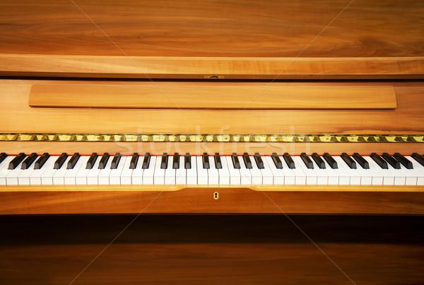 Luxury piano Stock photo © Nejron