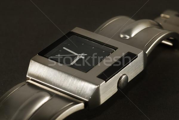 Modern men's watch Stock photo © Nejron
