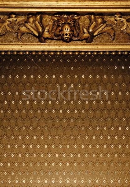 Abstract gothic background Stock photo © Nejron