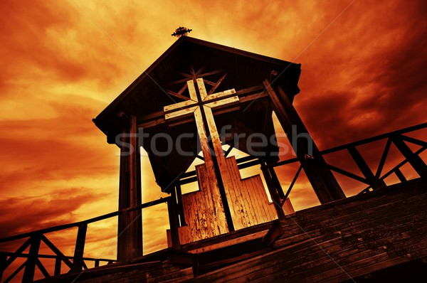 Old church Stock photo © Nejron