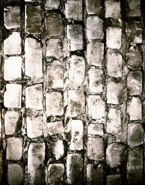 Abstract brickwall texture Stock photo © Nejron
