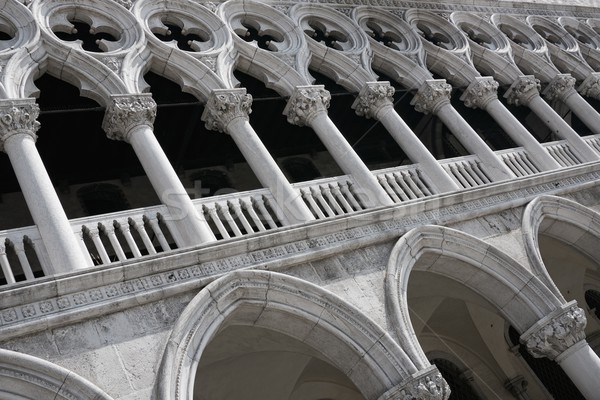 Architecture details in Venice Stock photo © Nejron