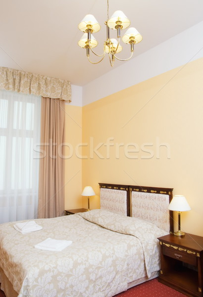 Hotel room interior Stock photo © Nejron