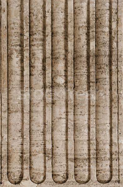 Ancient column Stock photo © Nejron