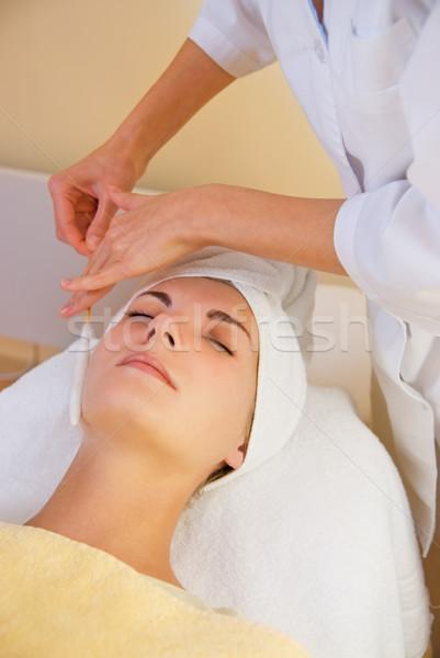 Masaj spa salon eller tıbbi vücut Stok fotoğraf © Nejron