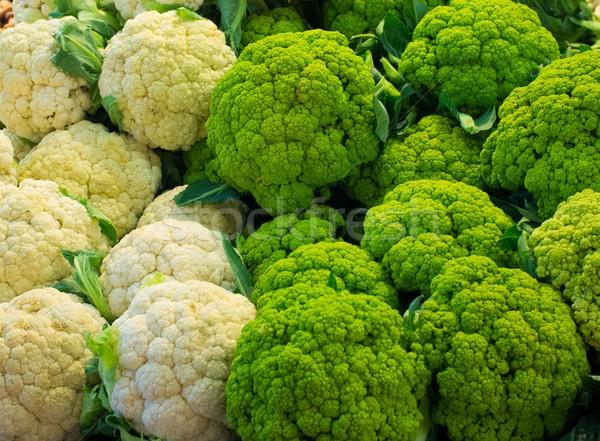 クローズアップ 表示 花 食品 葉 市場 ストックフォト © Nejron