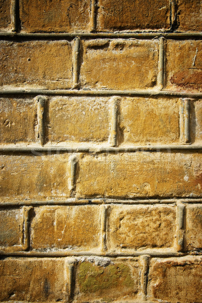 Abstract brickwall texture Stock photo © Nejron