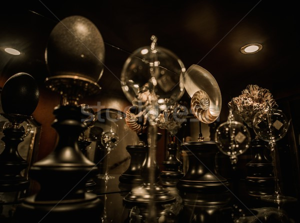 Stock fotó: Klasszikus · tárgyak · bolt · tojás · idő · lámpa