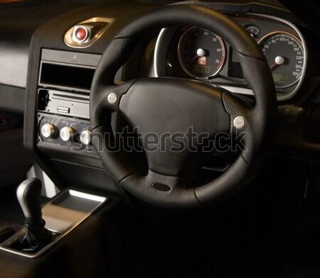 スポーツ 車 インテリア デザイン 技術 金属 ストックフォト © Nejron