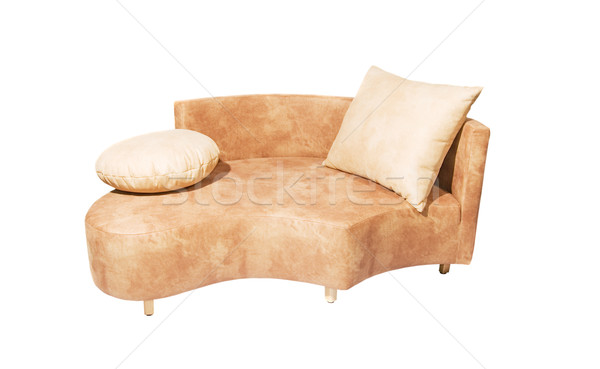 Sofa with cushions Stock photo © Nejron