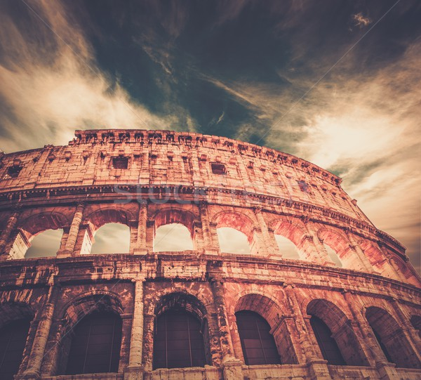 Colosseum in Rome, Italy Stock photo © Nejron