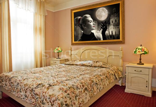 Cozy room interior Stock photo © Nejron