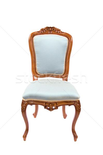 Luxury chair Stock photo © Nejron