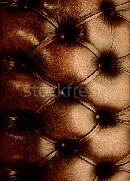 Echt leder textuur mode abstract achtergrond Stockfoto © Nejron
