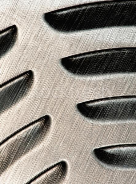 Abstract metal texture luce piatto wallpaper acciaio Foto d'archivio © Nejron