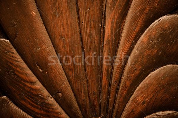 Wooden details background Stock photo © Nejron