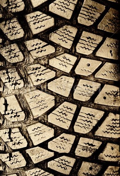 Soyut metal doku dizayn boya arka plan Metal Stok fotoğraf © Nejron