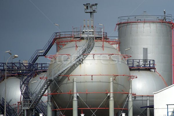 Oil silo Stock photo © Nejron