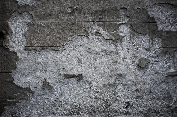 Edad pared textura grunge textura resumen ladrillo Foto stock © Nejron