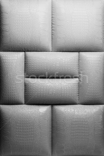picture of genuine leather upholstery 