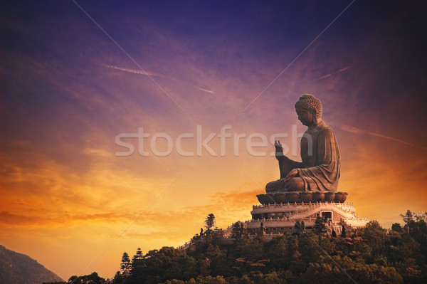 Tian Tan Buddha (Hong Kong, Lantau Island) 