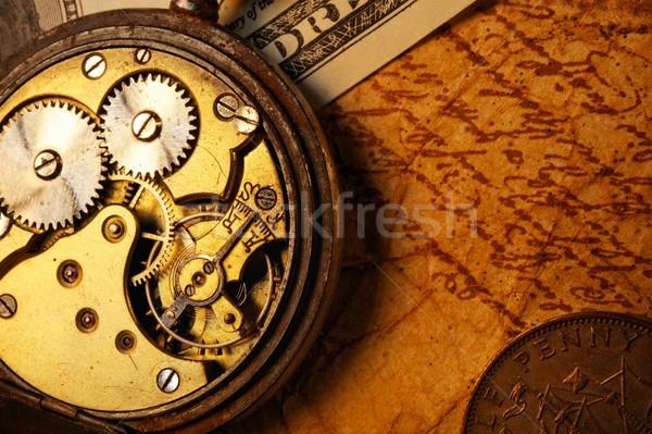 Time is money concept Stock photo © Nejron