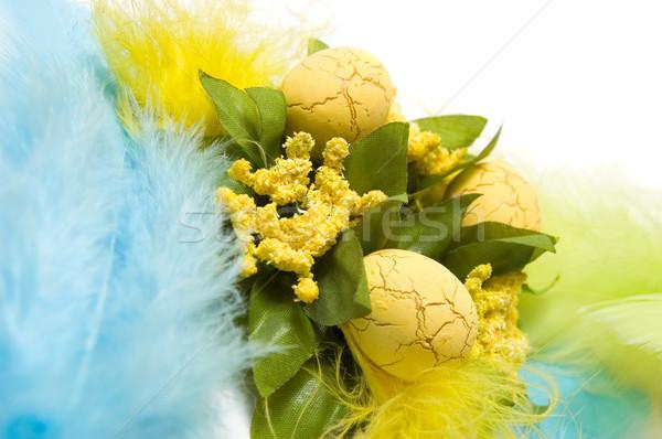 Easter theme Stock photo © Nejron