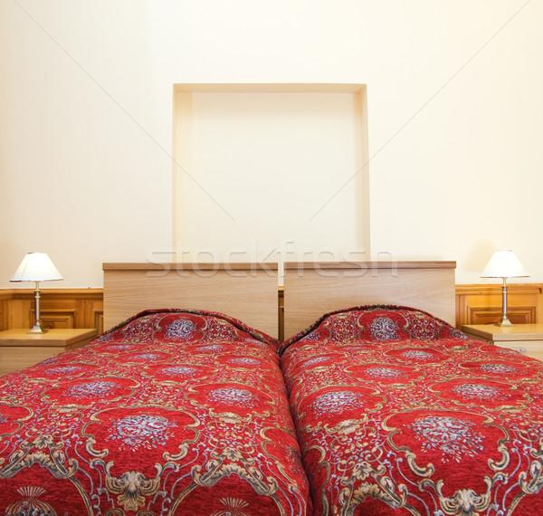 Hotel room Stock photo © Nejron