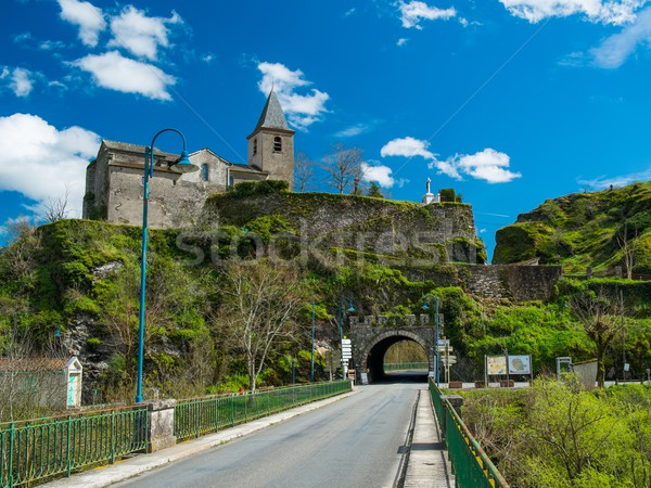Old Ambialet in France  Stock photo © Nejron