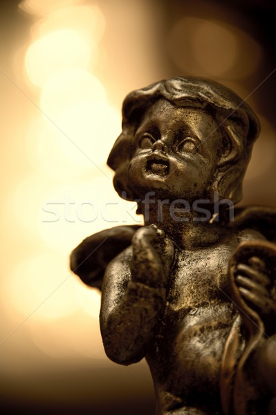 Close-up of angel  Stock photo © Nejron
