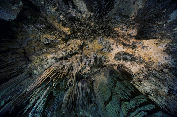 Andalusia Spagna abstract luce montagna rock Foto d'archivio © Nejron