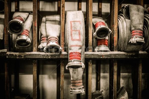 Abstellraum Wasser Gebäude Arbeit Zimmer arbeiten Stock foto © Nejron