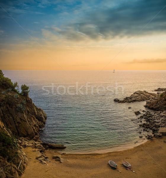 Beautiful lagoon Stock photo © Nejron