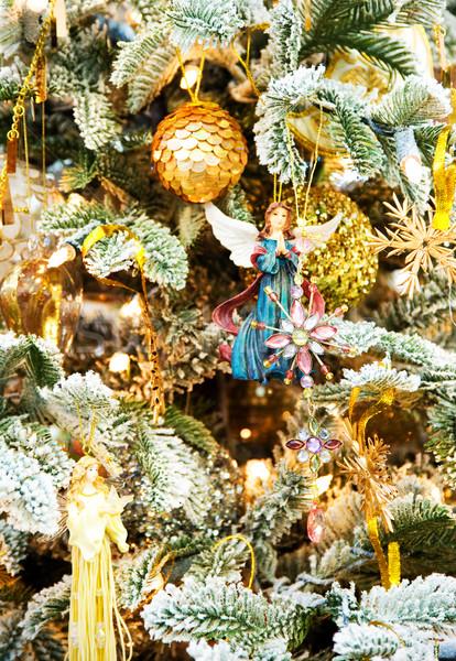 Рождества украшение дизайна зима мяча настоящее Сток-фото © Nejron