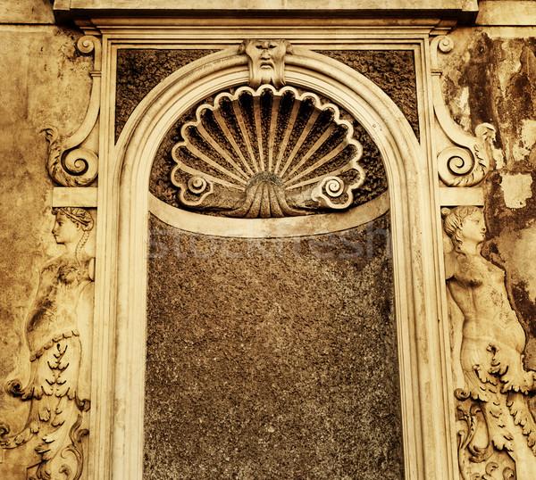 Ancient building Stock photo © Nejron