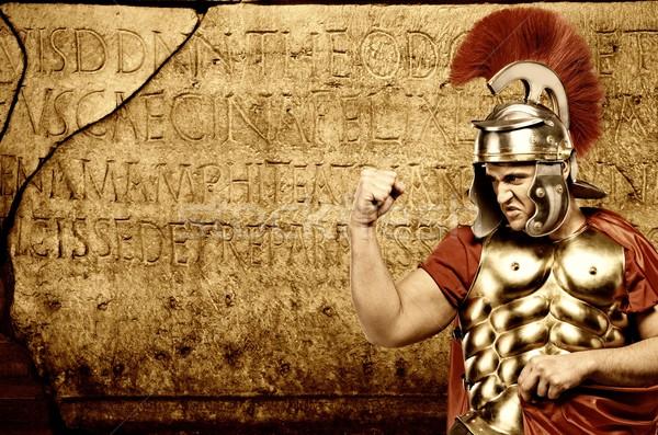 Roman letters texture Stock photo © Nejron