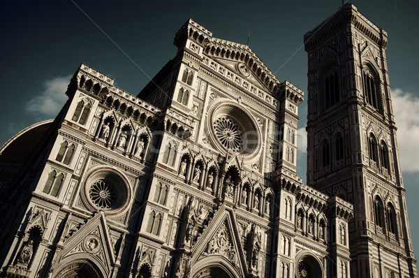 Duomo cathedral in Florence, Italy. Stock photo © Nejron