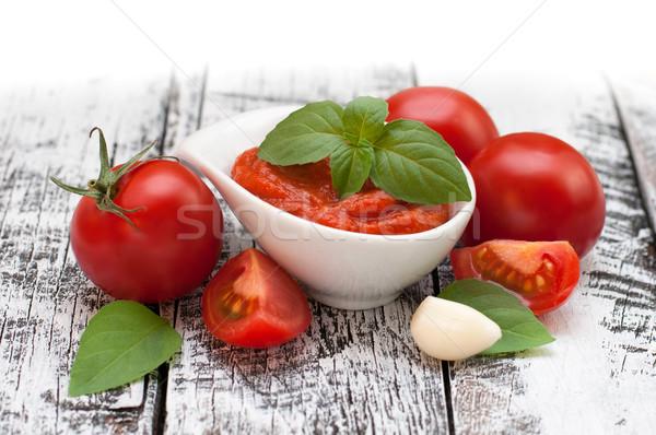 Tomato paste Stock photo © Neliana