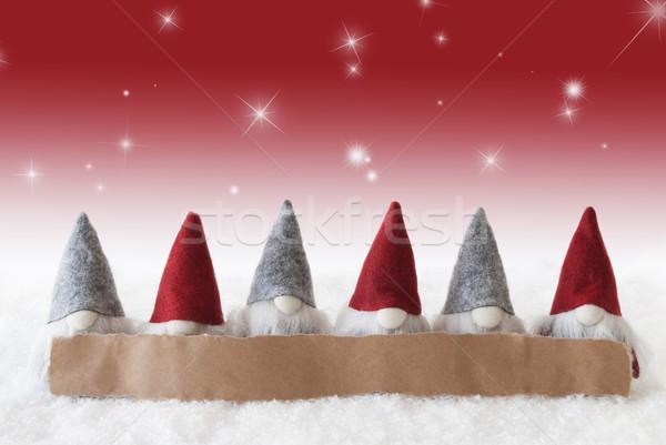 赤 星 コピースペース ラベル 広告 クリスマス ストックフォト © Nelosa