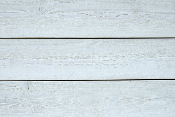 White Vintage Wooden Texture Or Background, Copy Space Stock photo © Nelosa