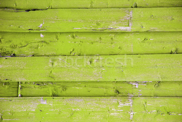 Light Green Wooden Background With Copy Space Stock photo © Nelosa