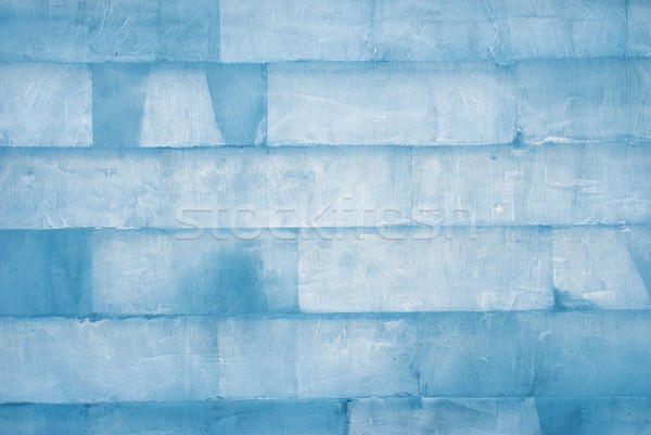 wall of ice Stock photo © Nelosa