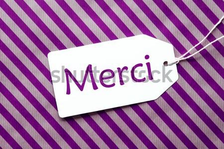 ラベル 紫色 包装紙 コピースペース 1 縞模様の ストックフォト © Nelosa