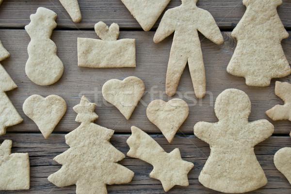 Ginger Bread Texture Stock photo © Nelosa