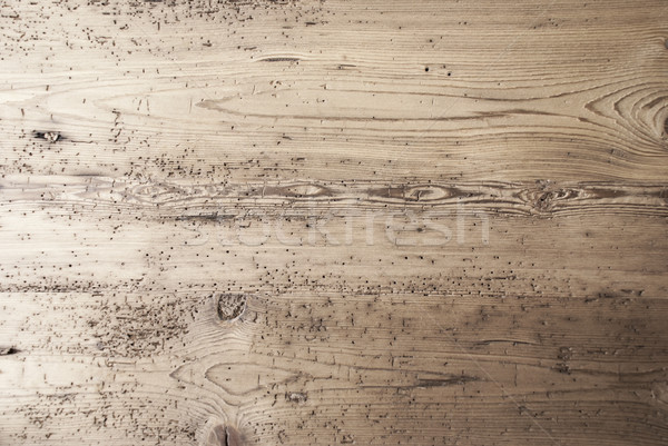 Brown Wooden Background, Copy Space Stock photo © Nelosa