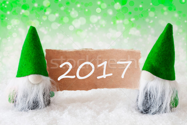 緑 自然 カード 文字 クリスマス グリーティングカード ストックフォト © Nelosa