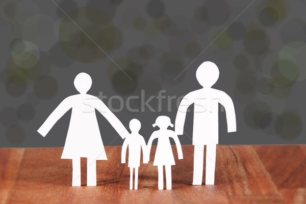 a family Stock photo © Nelosa