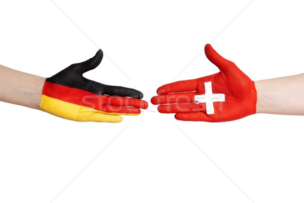 germany and switzerland Stock photo © Nelosa
