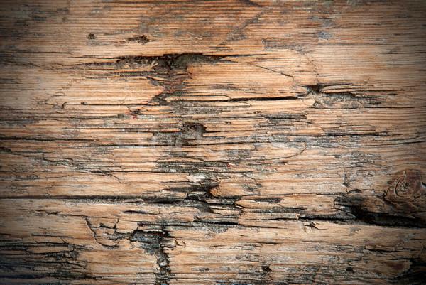 Koszos fa textúra öreg palánk fa fal Stock fotó © Nelosa